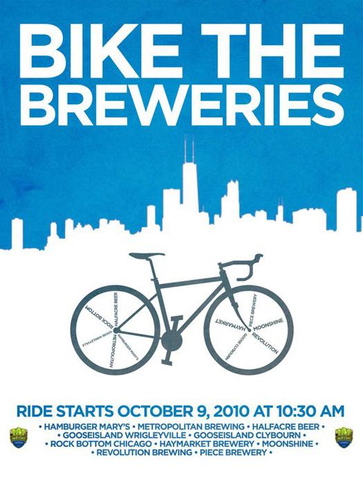 bikethebreweries