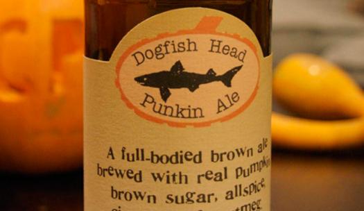 Dogfish Head Punkin' Ale